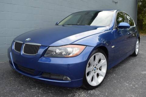 2007 BMW 3 Series for sale at Precision Imports in Springdale AR