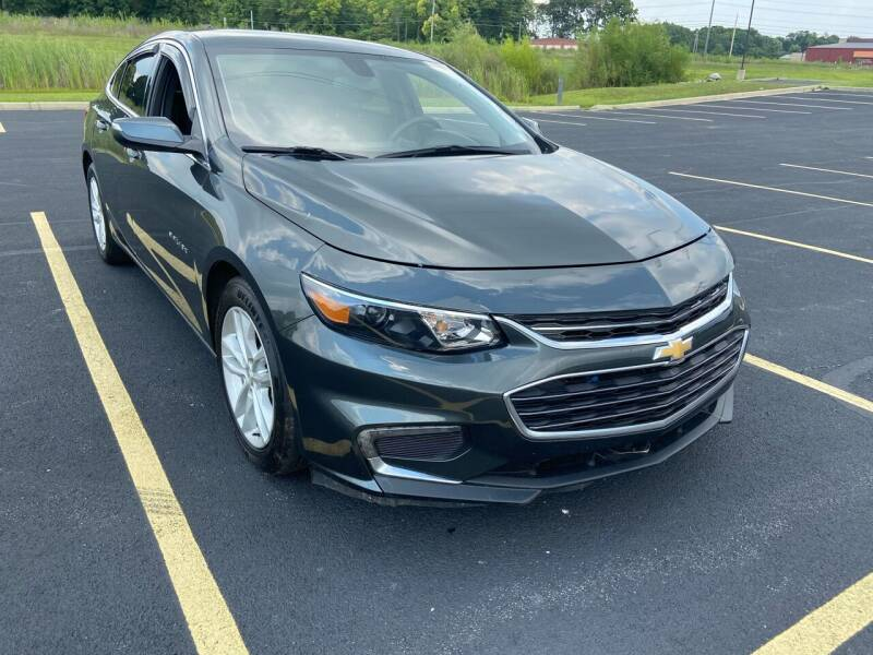 2017 Chevrolet Malibu for sale at Quality Motors Inc in Indianapolis IN