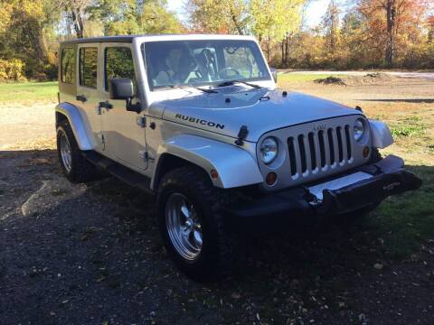 2010 Jeep Wrangler Unlimited for sale at Mobile-tronics Auto Sales in Kenockee MI