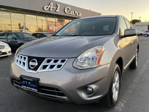 2013 Nissan Rogue for sale at A1 Carz, Inc in Sacramento CA