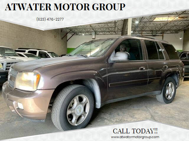 2008 Chevrolet TrailBlazer for sale at Atwater Motor Group in Phoenix AZ