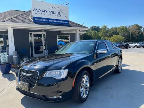 2016 Chrysler 300 for sale at Maryville Auto Sales in Maryville TN