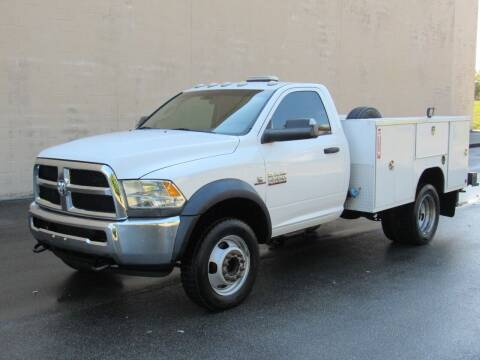 2015 RAM Ram Chassis 5500 for sale at Truck Country in Fort Oglethorpe GA