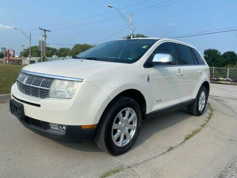 2008 Lincoln MKX for sale at Xtreme Auto Mart LLC in Kansas City MO