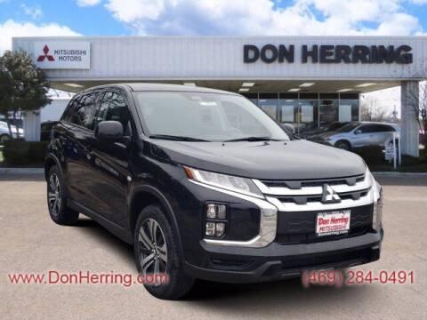 2021 Mitsubishi Outlander Sport for sale at Don Herring Mitsubishi in Dallas TX