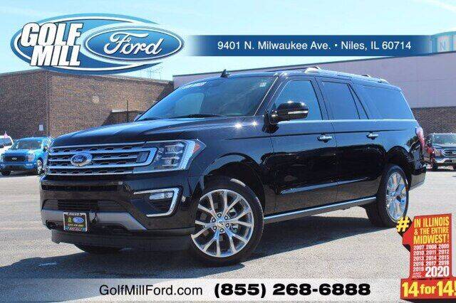 2019 Ford Expedition MAX for sale in Niles, IL