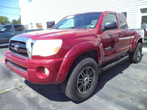 2008 Toyota Tacoma for sale at H and H Truck Center in Newport News VA