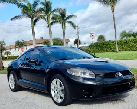 2007 Mitsubishi Eclipse for sale at VE Auto Gallery LLC in Lake Park FL