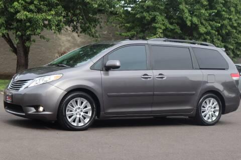 2011 Toyota Sienna for sale at Beaverton Auto Wholesale LLC in Hillsboro OR