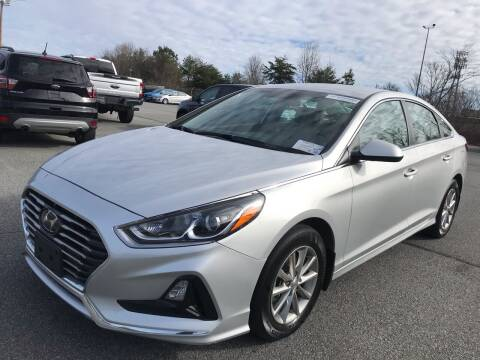 2019 Hyundai Sonata for sale at Scotty's Auto Sales, Inc. in Elkin NC