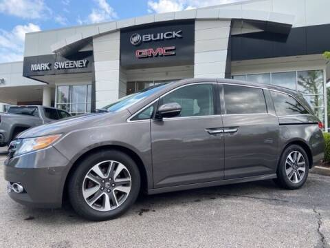 2016 Honda Odyssey for sale at Mark Sweeney Buick GMC in Cincinnati OH