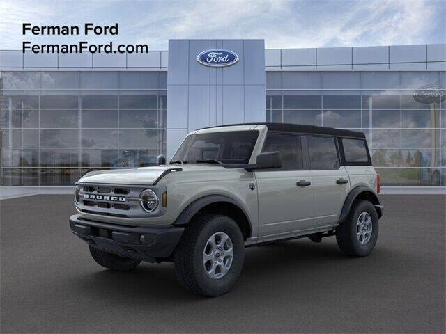 2021 Ford Bronco for sale in Clearwater, FL