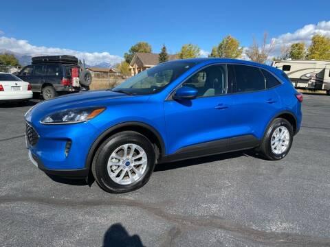 2020 Ford Escape for sale at Salida Auto Sales in Salida CO