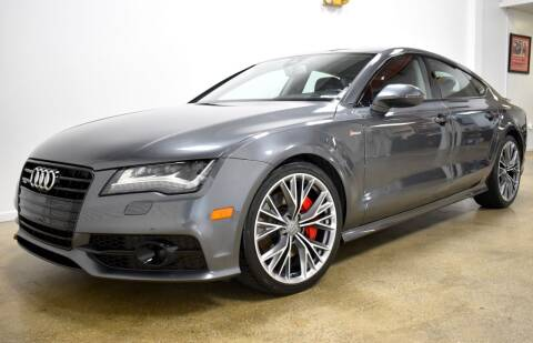 2015 Audi A7 for sale at Thoroughbred Motors in Wellington FL
