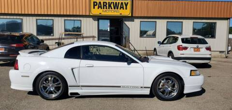 2000 Ford Mustang for sale at Parkway Motors in Springfield IL