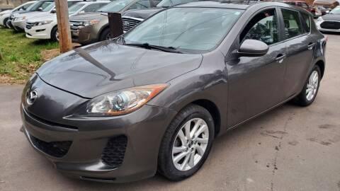 2013 Mazda MAZDA3 for sale at GA Auto IMPORTS  LLC in Buford GA