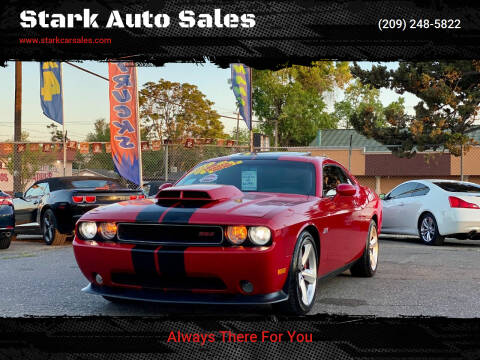 2011 Dodge Challenger for sale at Stark Auto Sales in Modesto CA