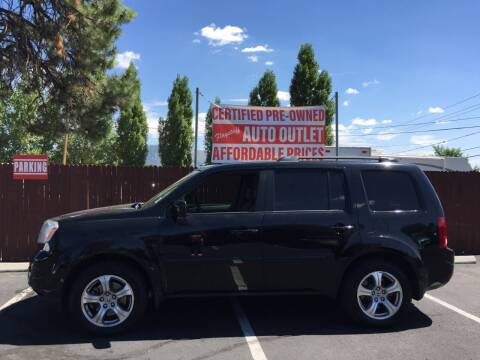 2012 Honda Pilot for sale at Flagstaff Auto Outlet in Flagstaff AZ