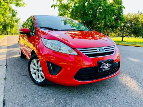 2013 Ford Fiesta for sale at Boise Auto Group in Boise ID