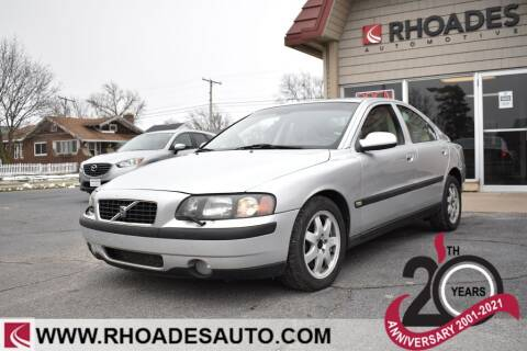 2003 Volvo S60 for sale at Rhoades Automotive in Columbia City IN