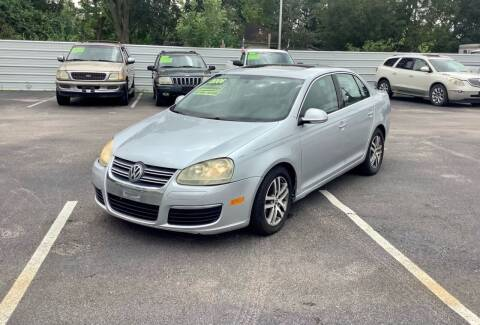 2006 Volkswagen Jetta for sale at Auto Plan in La Porte TX