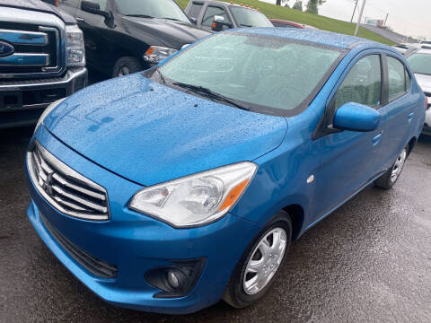 2017 Mitsubishi Mirage G4 for sale at Ball Pre-owned Auto in Terra Alta WV