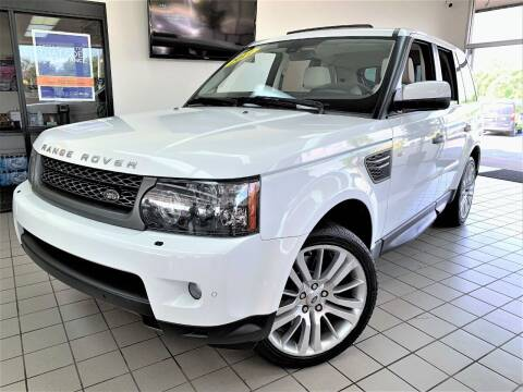 2011 Land Rover Range Rover Sport for sale at SAINT CHARLES MOTORCARS in Saint Charles IL