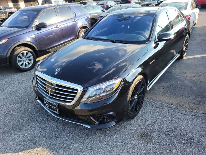 2016 Mercedes-Benz S-Class for sale at Tennessee Auto Brokers LLC in Murfreesboro TN