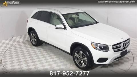 2018 Mercedes-Benz GLC for sale at Excellence Auto Direct in Euless TX