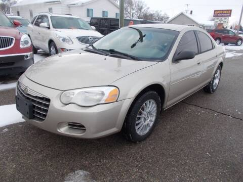 2006 Chrysler Sebring for sale at Jenison Auto Sales in Jenison MI
