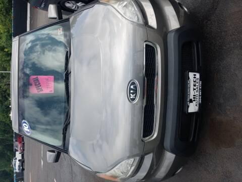 2010 Kia Soul for sale at Hi-Tech Auto Sales Inc. in Petersburg VA