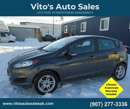 2017 Ford Fiesta for sale at Vito's Auto Sales in Anchorage AK