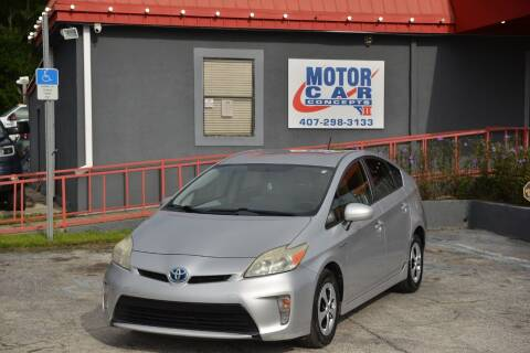 2012 Toyota Prius for sale at Motor Car Concepts II - Colonial Location in Orlando FL