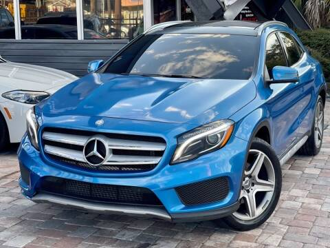 2016 Mercedes-Benz GLA for sale at Unique Motors of Tampa in Tampa FL