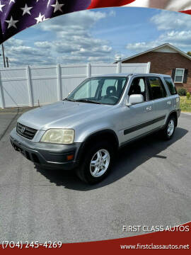 2000 Honda CR-V for sale at First Class Autos in Maiden NC