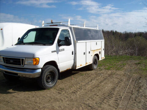 2007 Ford E-Series Chassis for sale at Summit Auto Inc in Waterford PA