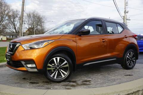 2020 Nissan Kicks for sale at Platinum Motors LLC in Heath OH