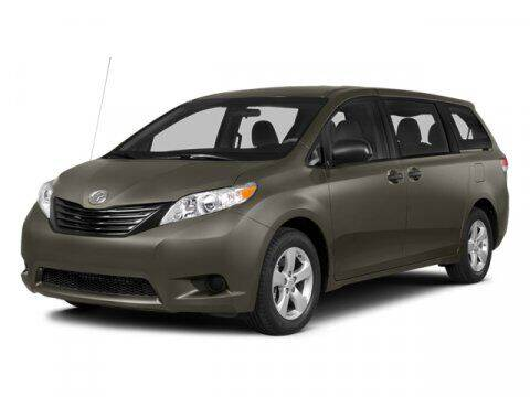 2014 Toyota Sienna for sale at BEAMAN TOYOTA in Nashville TN