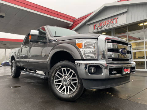 2012 Ford F-250 Super Duty for sale at Furrst Class Cars LLC  - Independence Blvd. in Charlotte NC