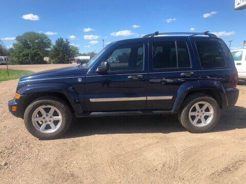 2006 Jeep Liberty for sale at TnT Auto Plex in Platte SD
