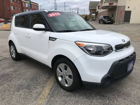 2015 Kia Soul for sale at 5 Stars Auto Service and Sales in Chicago IL