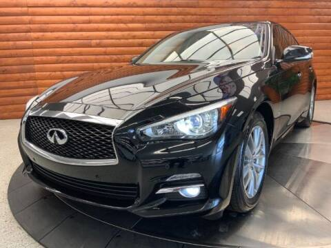 2014 Infiniti Q50 for sale at Dixie Motors in Fairfield OH