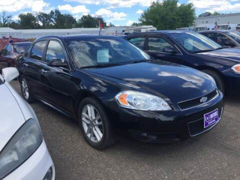 2013 Chevrolet Impala for sale at L & J Motors in Mandan ND