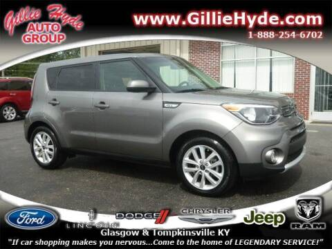 2019 Kia Soul for sale at Gillie Hyde Auto Group in Glasgow KY