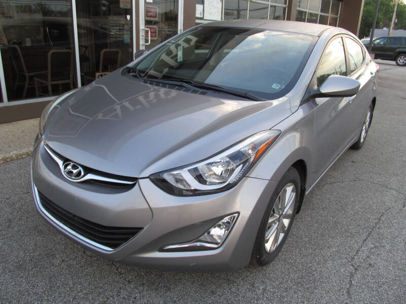 2014 Hyundai Elantra for sale at Arko Auto Sales in Eastlake OH