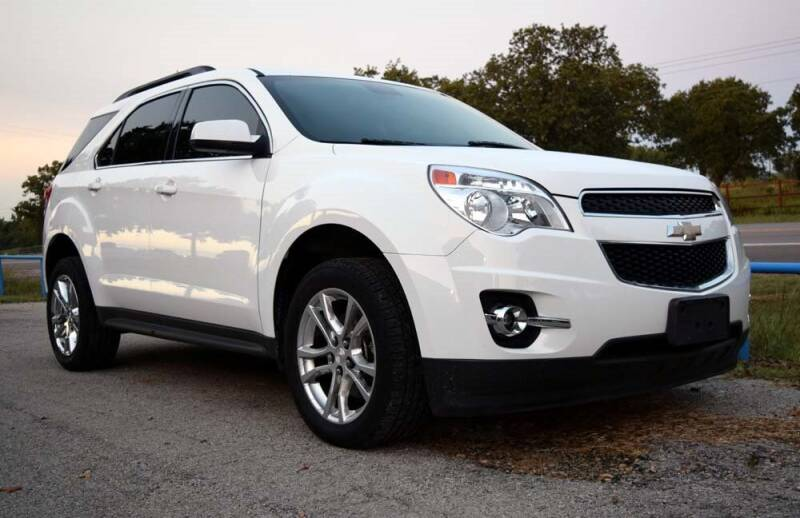 2012 Chevrolet Equinox for sale at BriansPlace in Lipan TX