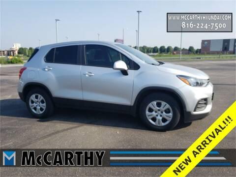 2017 Chevrolet Trax for sale at Mr. KC Cars - McCarthy Hyundai in Blue Springs MO