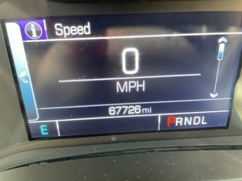 2017 Chevrolet Cruze for sale at MATTHEWS HARGREAVES CHEVROLET in Royal Oak MI
