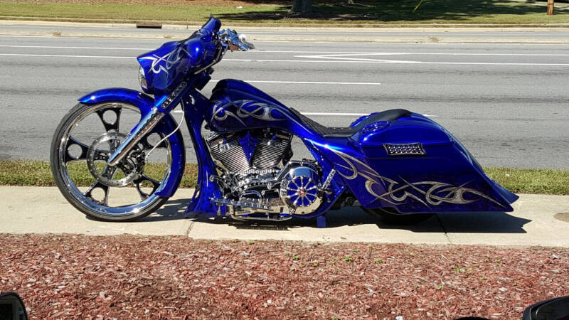 2006 Harley Davidson Street Glide for sale at Prestige Auto Brokers in Raleigh NC