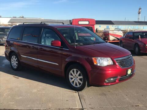 2014 Chrysler Town and Country for sale at Casey's Auto Detailing & Sales in Lincoln NE